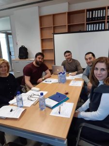 Kick of meeting on the 13th of February, 2019